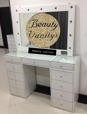 Vanity with 11 drawer for Sale in Corona, CA