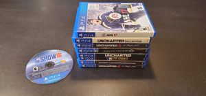PS4 Games - Set for Sale in Seattle, WA