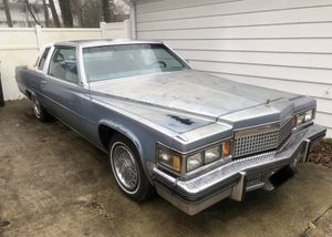 1979 Cadillac Coupe Deville for Sale in Washington, DC