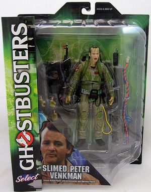 Ghostbusters Slimed Peter Venkman Deluxe Action Figure — BRAND NEW for Sale in Cambridge, MA