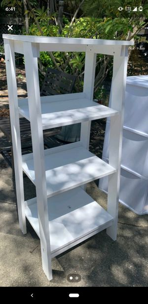 Ladder bookshelf for Sale in Oakland, CA