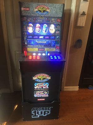 1 Up Arcade 8000 games Street Fighter for Sale in Fontana, CA