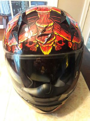 Motorcycle helmet for Sale in Chesterfield, VA