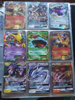 Pokemon gx and ex cards for Sale in Fircrest, WA