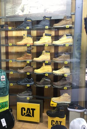 Catapilar boots in different styles for Sale in Miami, FL
