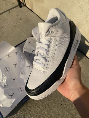 Jordan 3 Retro Fragment for Sale in Los Angeles, CA