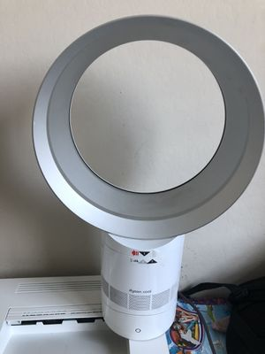 "Dyson AM06 10"" Cool Desk Fan with remote for Sale in Phoenix, AZ"