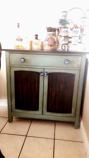 Distressed custom furniture piece for Sale in Santa Maria, CA