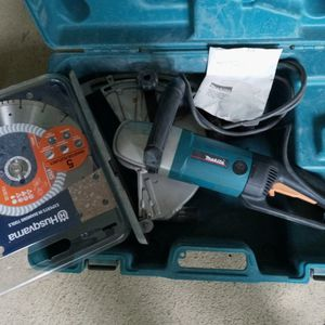 Makita Concrete Saw for Sale in Fort Lauderdale, FL