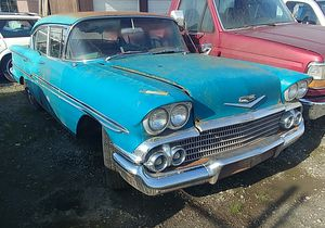 1958 Chevy Impala Biscayne for Sale in Spanaway, WA