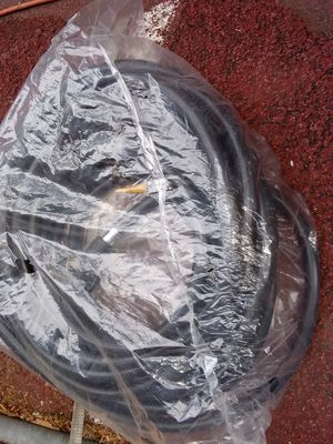 Brand New100Ft RV Heavy Duty PVC Electrical 30 Amp Extension Cord for Sale in Tacoma, WA