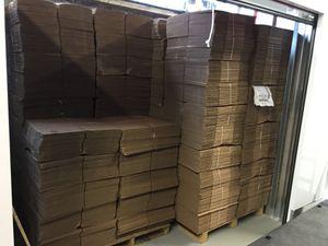 """12""""Lx12""""Wx9""""H corrugated cardboard boxes 📦 (( Read Description)) for Sale in Warwick, RI"""