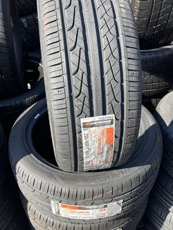 225/45/17 SET OF 4 NEW TIRES HANKOOK for Sale in Downey,  CA