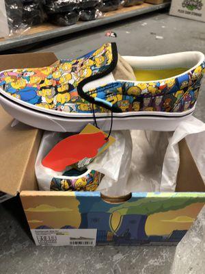 Simpsons exclusive vans for Sale in Tampa, FL