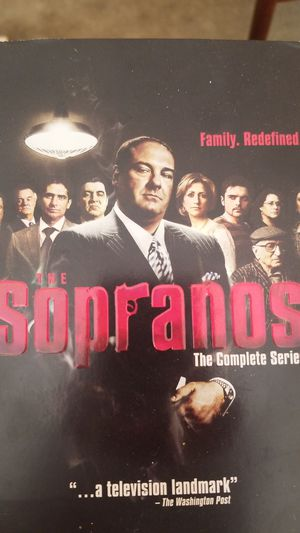 All seasons of The Sopranos for Sale in Avon Park, FL