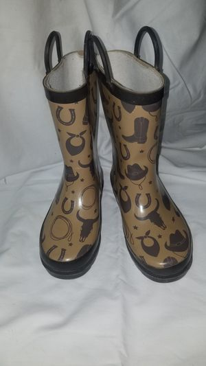 Kids Rain Boots Size 11/12 for Sale in Webster, FL