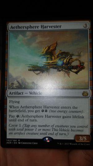 Mtg aethersphere harvester for Sale in San Marcos, CA