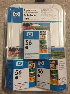 HP Cartridge # 56 Black for Sale in Denham Springs, LA