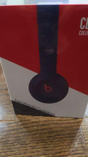 Beats solo3 wireless club edition for Sale in Herndon, VA