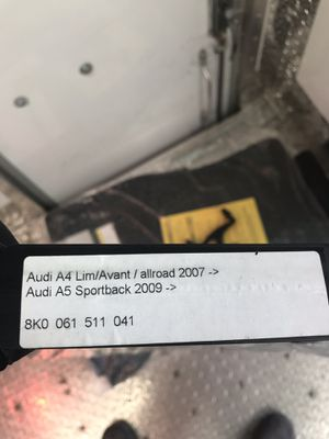 Audi all weather floor mats for Sale in Monroe Township, NJ