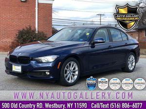 2017 BMW 320i for Sale in Westbury, NY