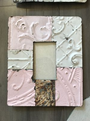 Adorable Shabby Chic Picture Frame for Sale in Washington, DC