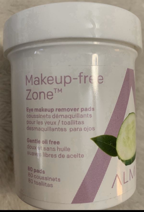 4 for $10 mix and match almay make up remover
