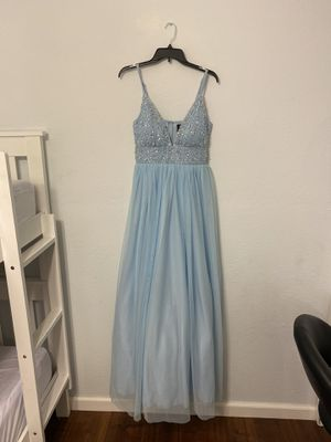 Light Blue Prom Dress From Windsor/ BNWT for Sale in Westminster, CA