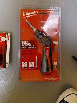 Milwaukee M12 Soldering Iron for Sale in Anaheim,  CA