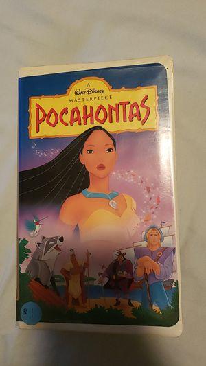 Walt Disney Pocahontas for Sale in Lakewood, WA