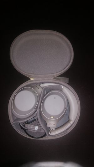 Sony WH-1000XM3 Headphones for Sale in Hillsboro, OR