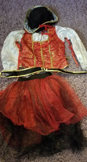 Pirate princess costume for Sale in Margate, FL