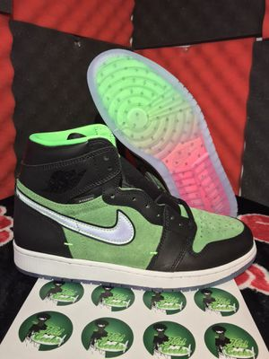 "Jordan 1 High Zoom ""Rage Green sz 10 for Sale in Fort Washington, MD"