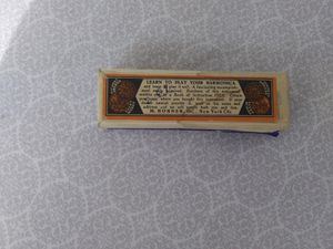 Vintage harmonica for Sale in Anderson, CA