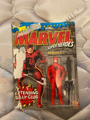 MARVEL SUPERHEROES DAREDEVIL toy biz 1990 for Sale in Los Angeles, CA