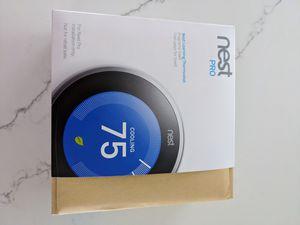 Nest Pro Thermostat 3rd Gen for Sale in Windsor Hills, CA