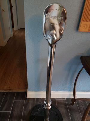 SNAP-ON Tools salesman display tool. Ratchet socket for Sale in Auburndale, FL