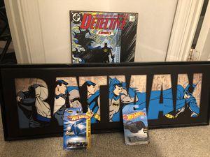 Batman collection for Sale in Norfolk, VA