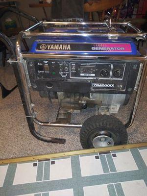 Yamaha generator for Sale in Saint Joseph, MO