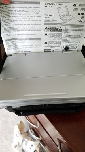 6.2 portable Dvd Player for Sale in Denver, CO
