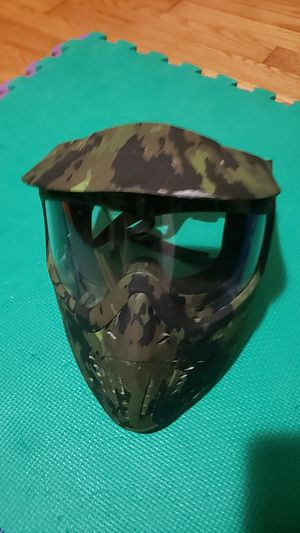 Paintball/airsoft face protection mask for Sale in Hillsborough, NC
