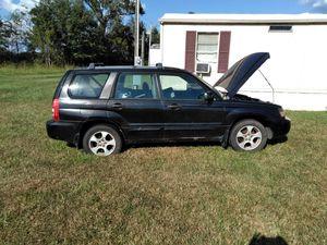 2004 Subaru Forester for Sale in Millen, GA