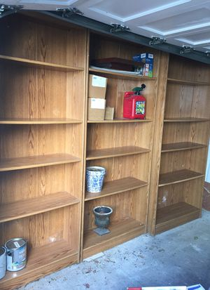 FREE- BOOKSHELVES-SET OF 3 for Sale in Los Angeles, CA