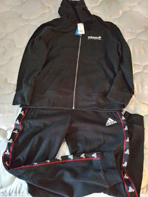 Adidas hoodie & sweatpants, Mens medium size, $90 for Sale in Brooklyn, NY