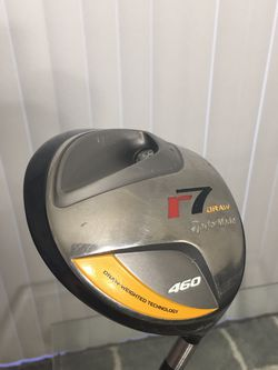 TaylorMade R7 Draw 460 Driver for Sale in Glenview,  IL