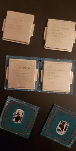 Intel i5 6500 Skylake LGA1151 for Sale in San Diego, CA