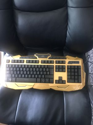 UX Light Up Keyboard for Sale in Lima, OH