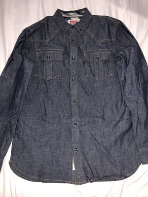 LEVIS - Jean Shirt - S for Sale in Brooklyn, NY