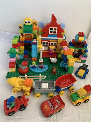 Real duplo Lego. for Sale in Seattle, WA