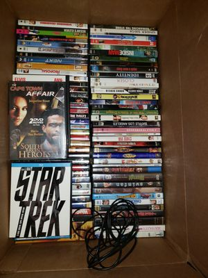 Dvds & dvd player for Sale in Clovis, CA